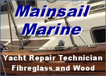 Yacht technician - fibreglass and wood repairs